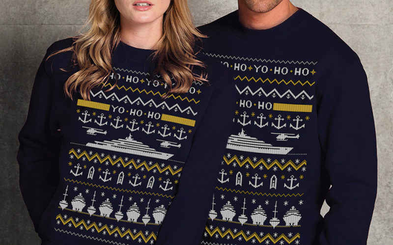 Tis The Season – Superyacht Christmas Jumpers