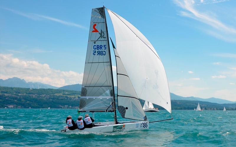 SK2 – Sailing