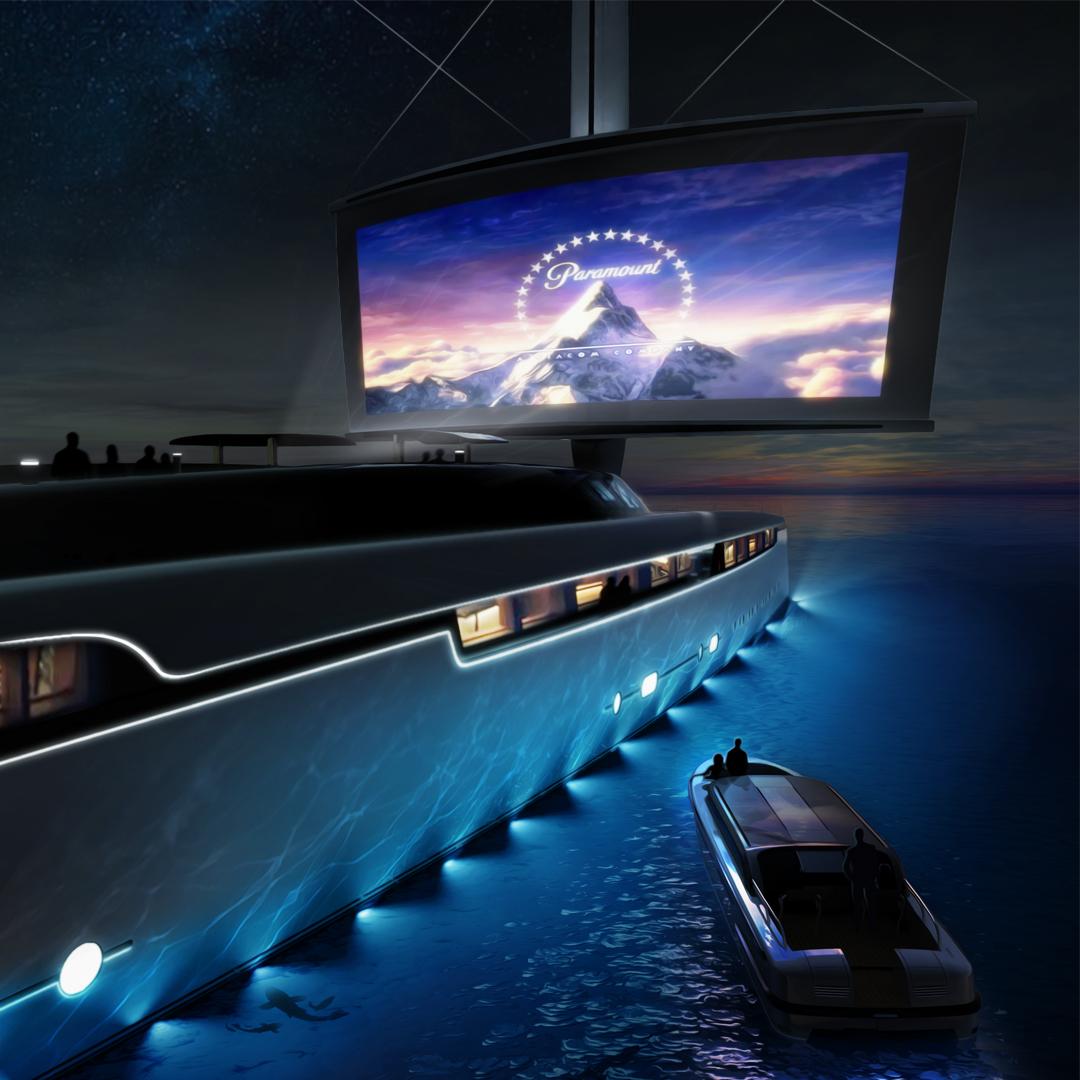 Ultimate Superyacht Cinema